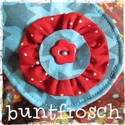 buntfrosch