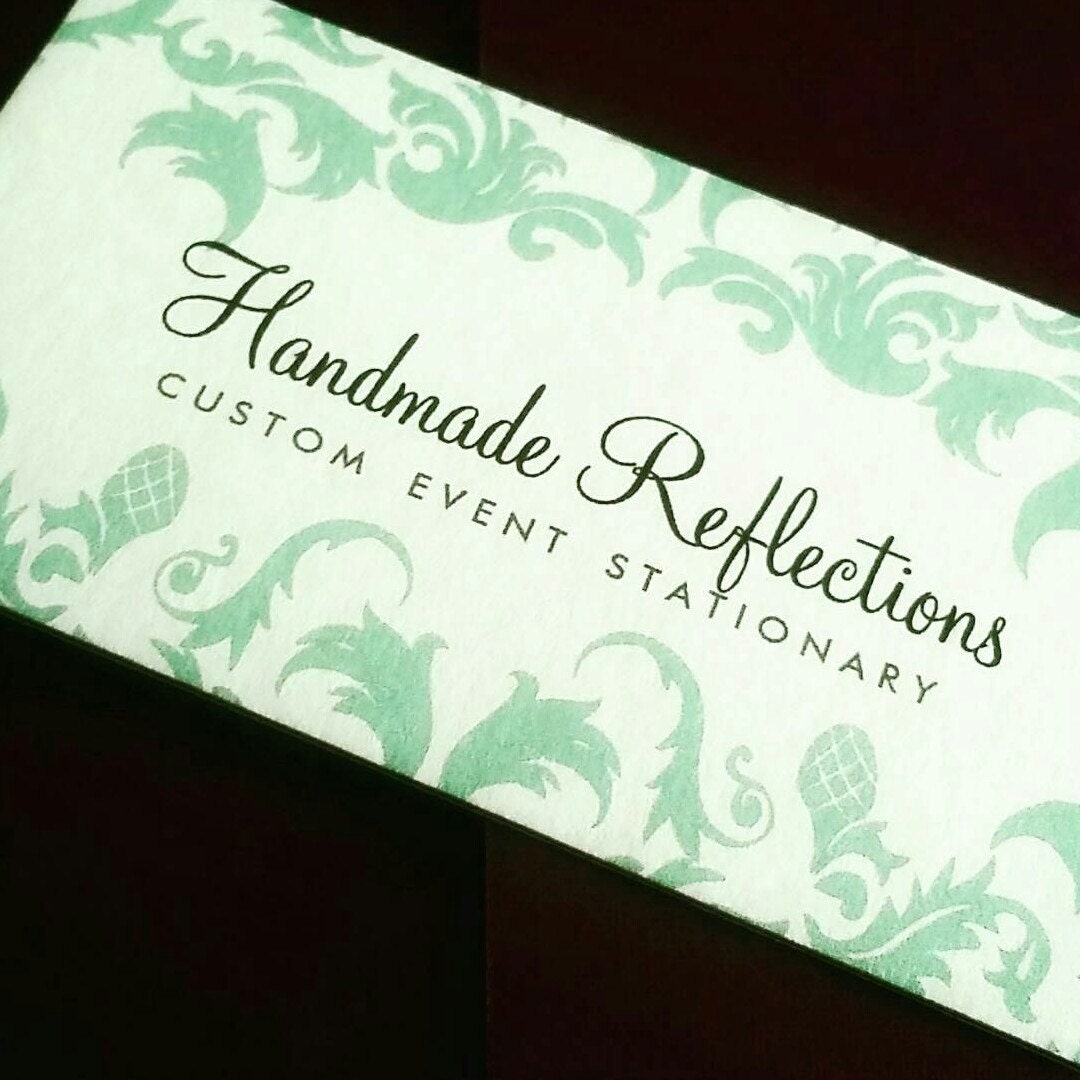 Purple And Silver Wedding Invitations: Handmade Purple And Silver Wedding Invitations/ Silver/