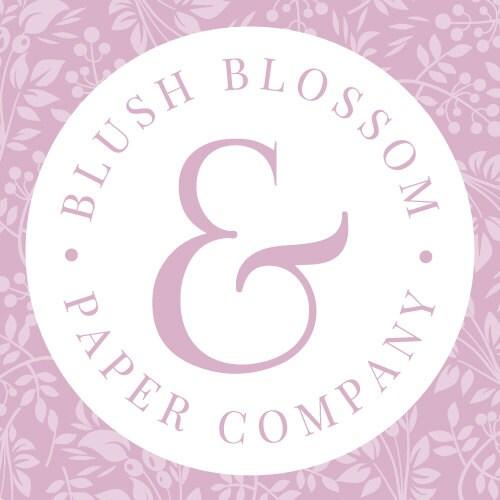 BlushAndBlossomPaper