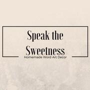 speakthesweetness