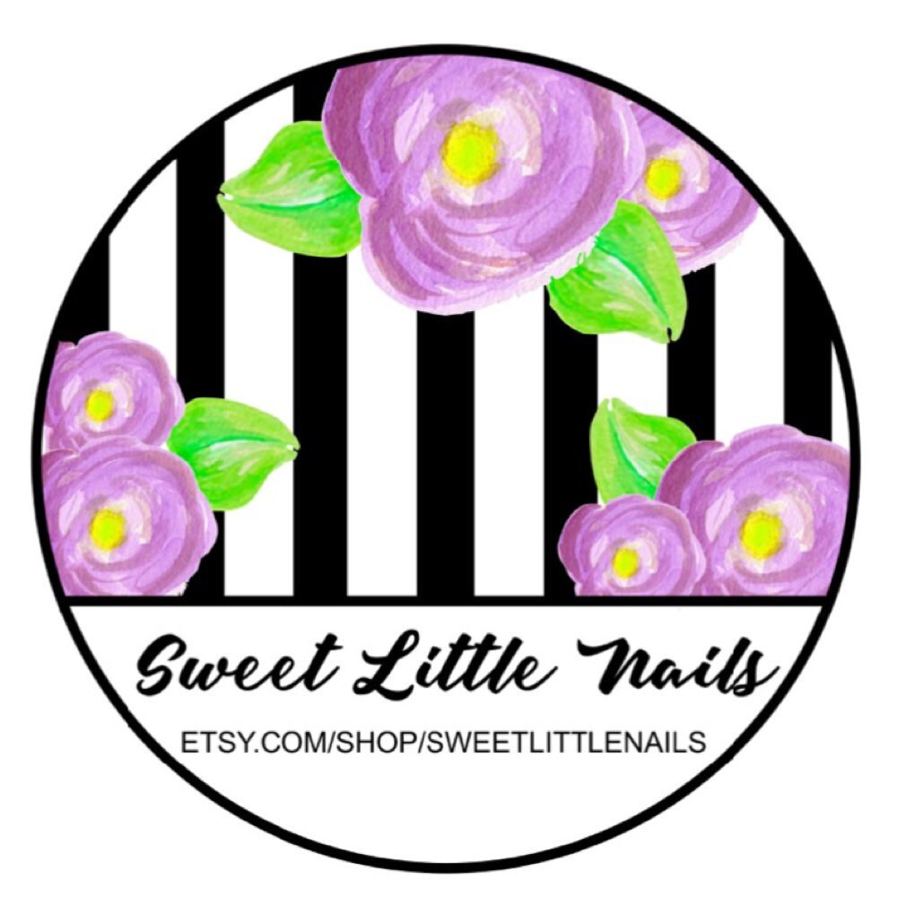 We sell press on nails at an affordable price by sweetlittlenails
