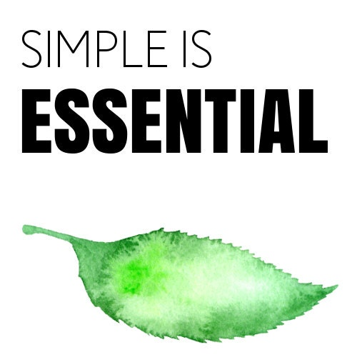 SimpleisEssential