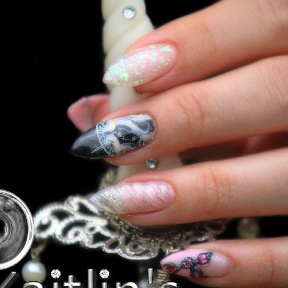 Kaitlin\'s Designer Nails by KaitlinsDesignerNail on Etsy