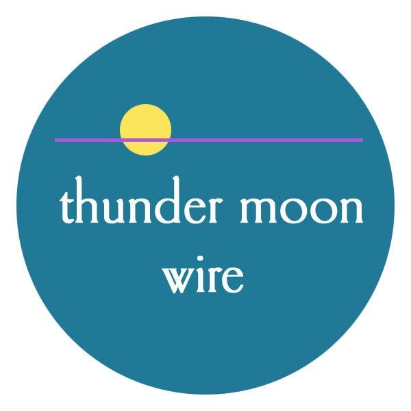 Thunder Moon Inc. by ThunderMoonWire on Etsy