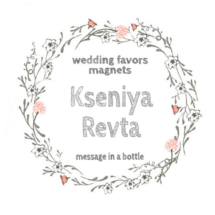 Unique Wedding Favors For Guests Message In By Kseniyarevta