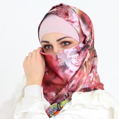 unique and stylish hijabs maxi dresses and von ScarfTurbanHijab