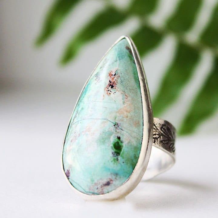 sterling silver earrings stacking rings jewelry von ElisabethSpace