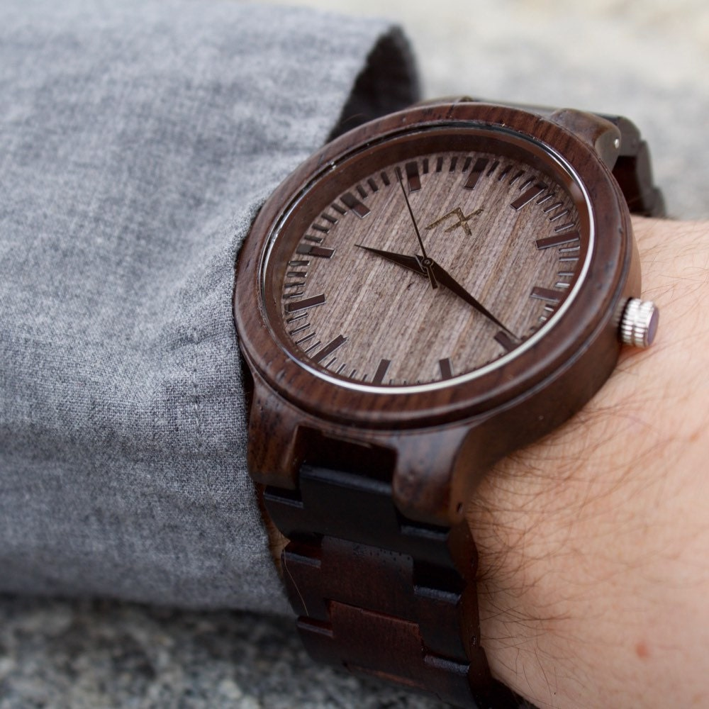 and pinterest best images wood mens obsidian series on for her him the tatianaxox watches zebrawood watch sawyer inlay