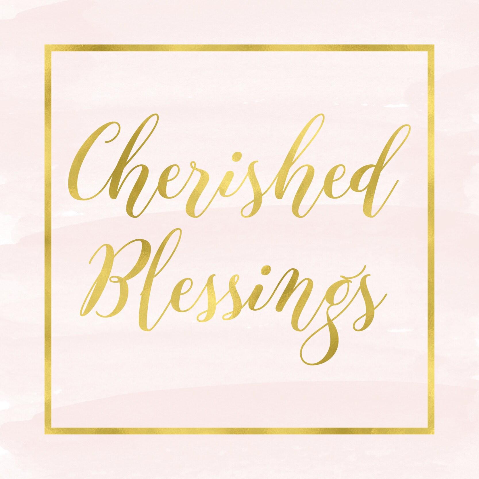 CherishedBlessings