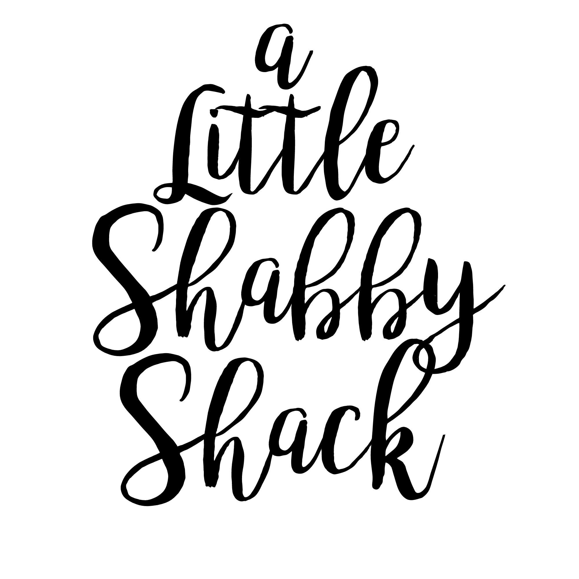 aLittleShabbyShack