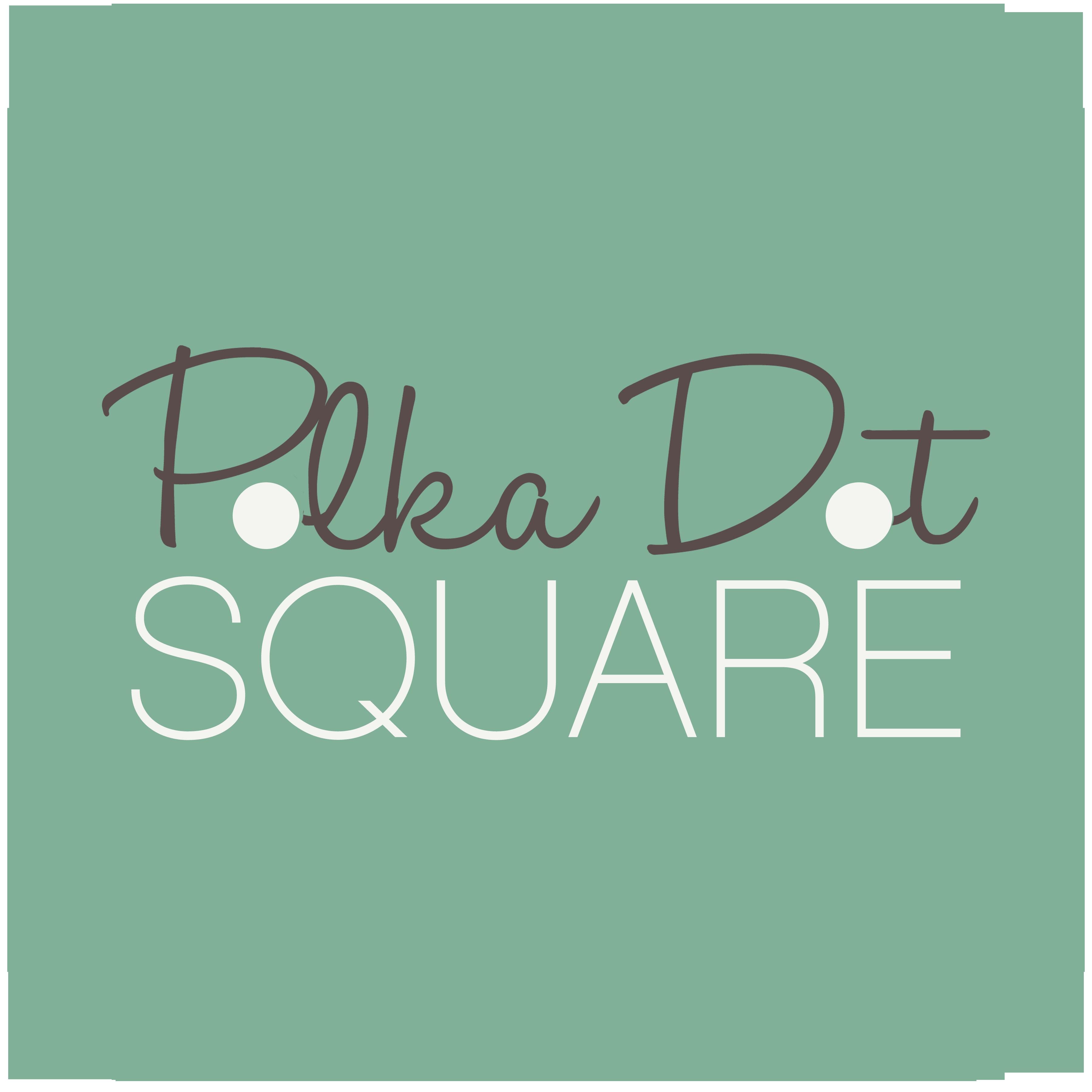 PolkaDotSquareDesign