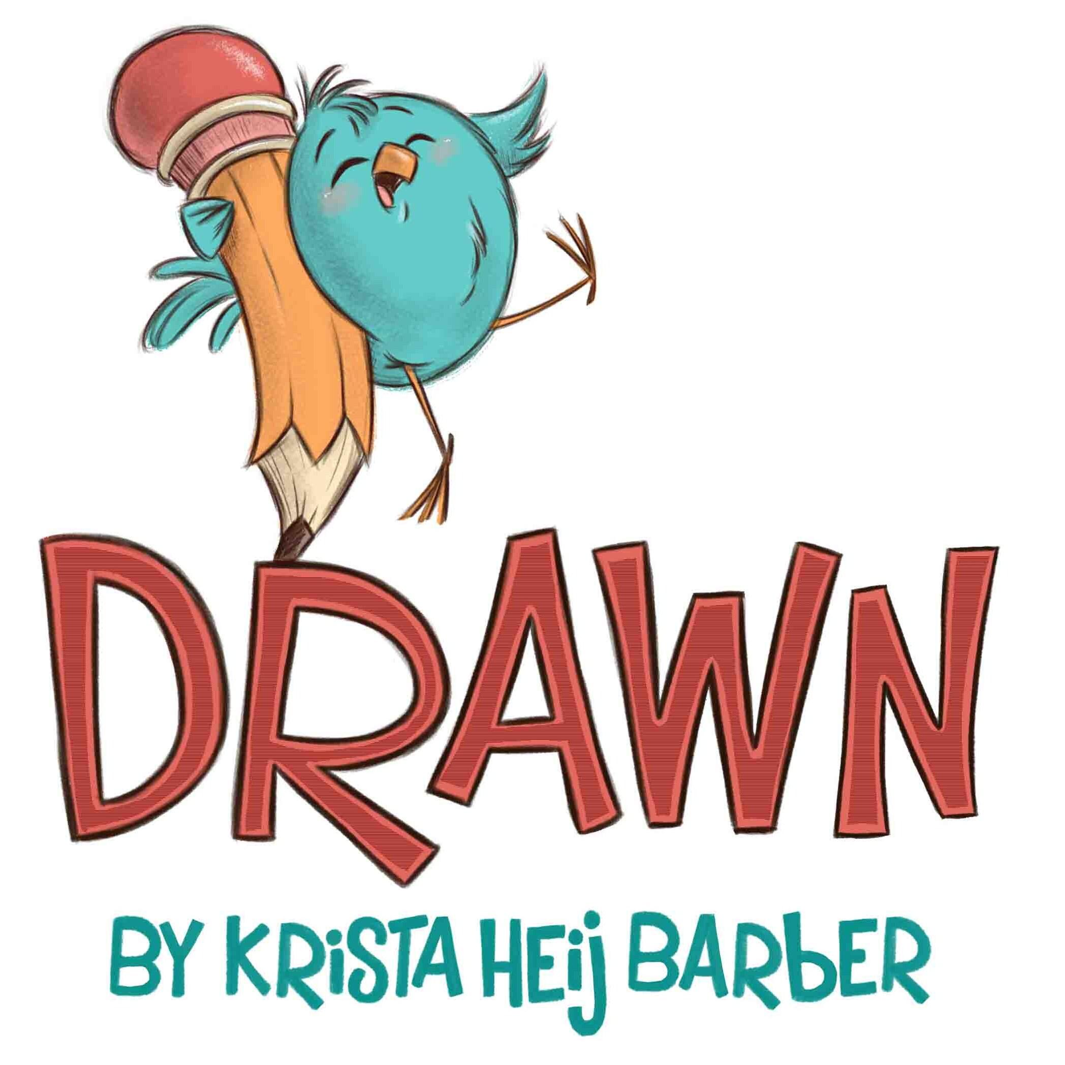 Cute digital images and printables von DrawnbyKrista auf Etsy