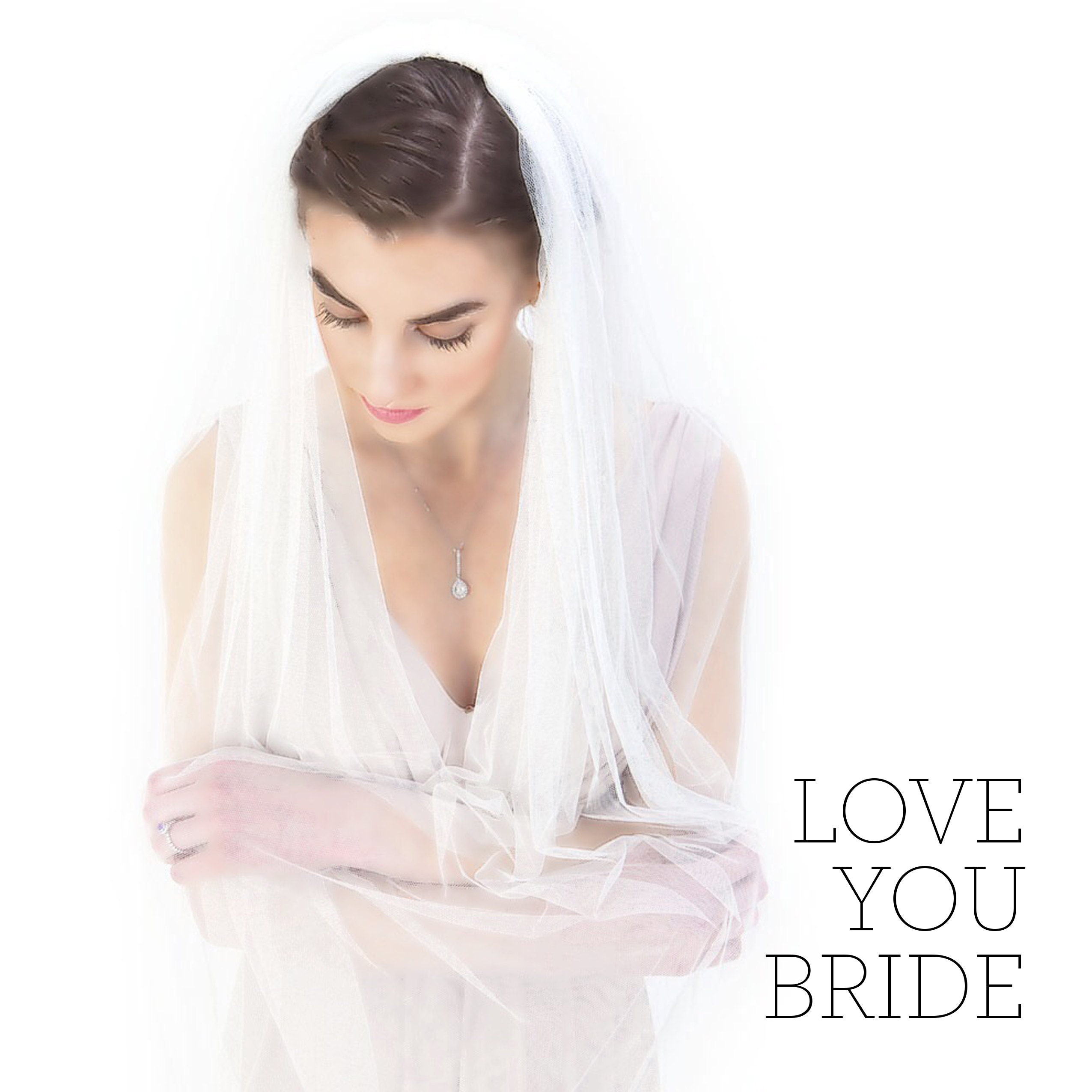 Bespoke Wedding Veils and Hair Accessories by loveyoubridedesign