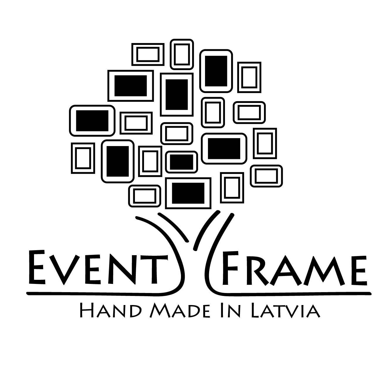 Handgefertigte hochwertige Hölzerne Bilderrahmen von EventFrame