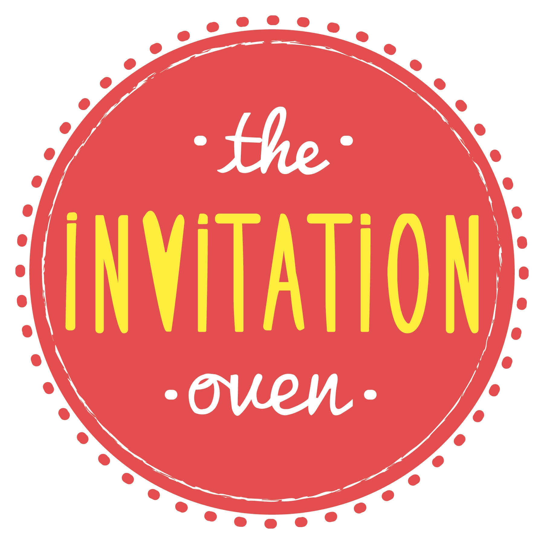 Printable and Customizable Invitations by TheInvitationOven