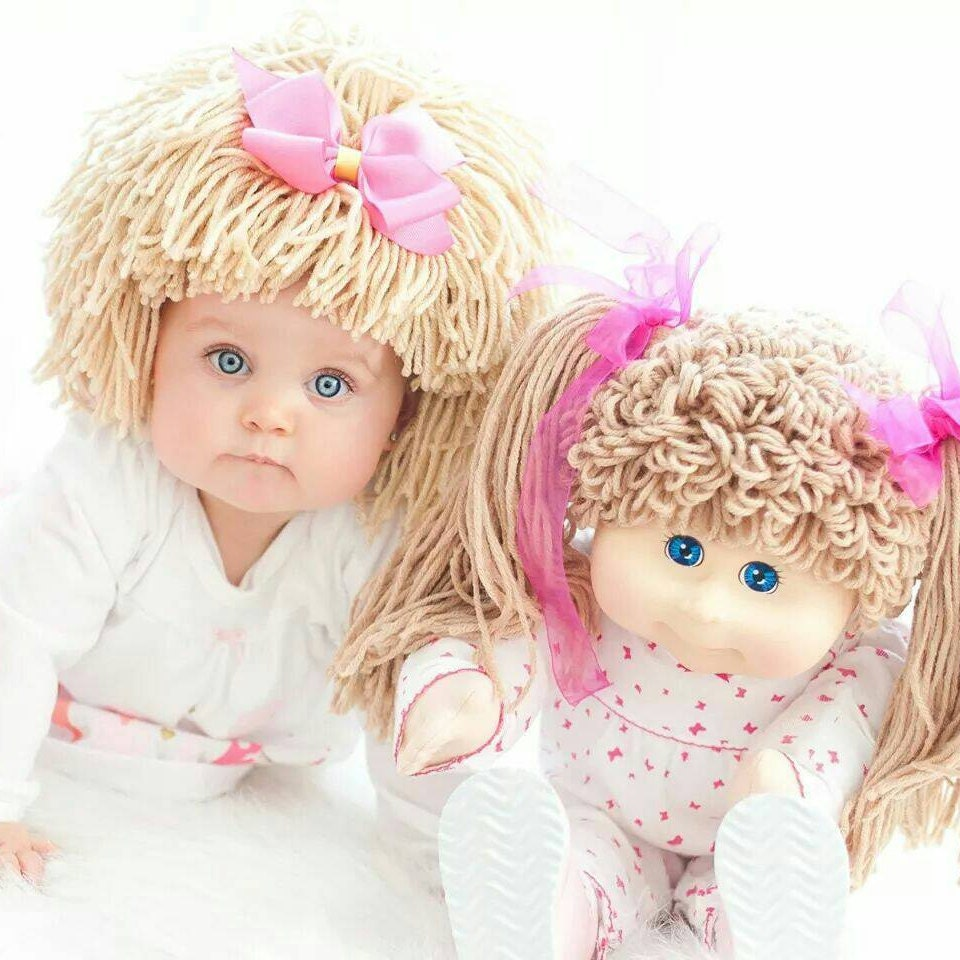 Handmade Hats and Wigs For All Ages by YumbabY on Etsy