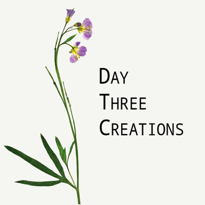 Herbarium Specimen Art Borrowed from Creation von DayThreeCreations