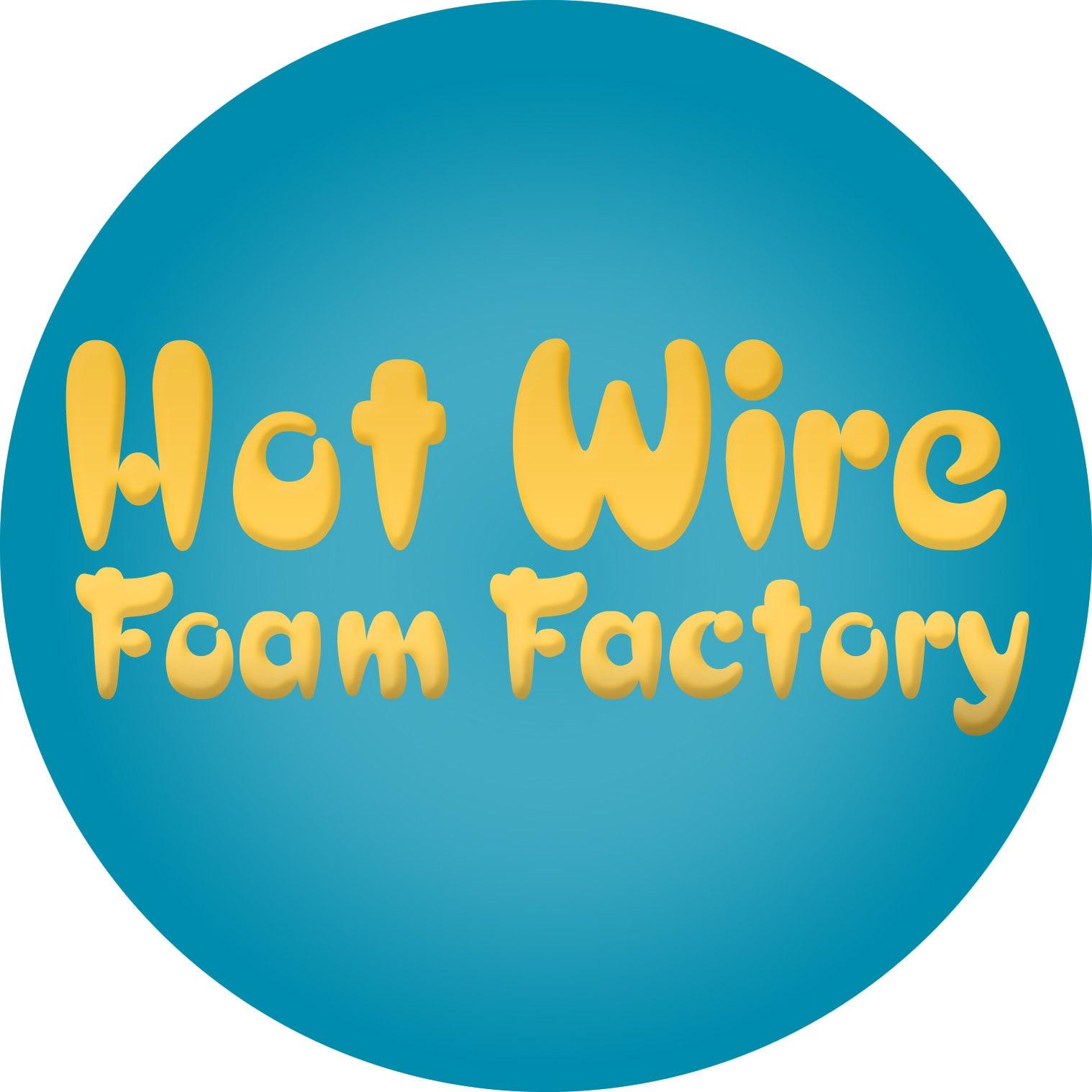 Hot Wire Foam Cutters & Sculpting Tools by HotWireFoamFactory