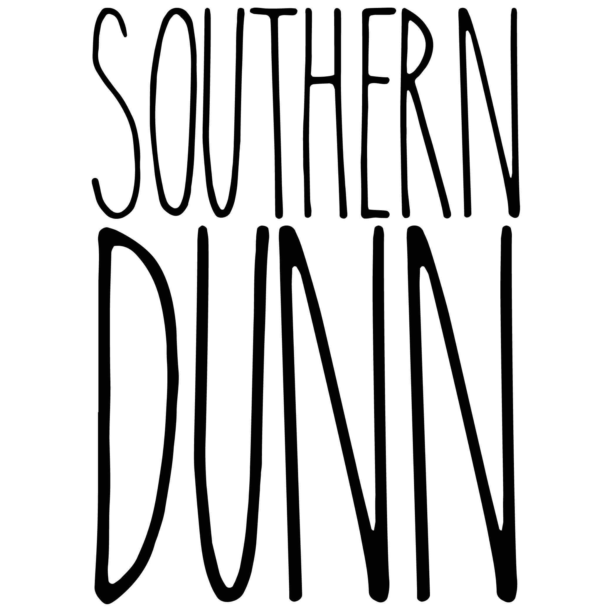 Rae Dunn Inspired Decals Kitchen Decor & More by SouthernDunn