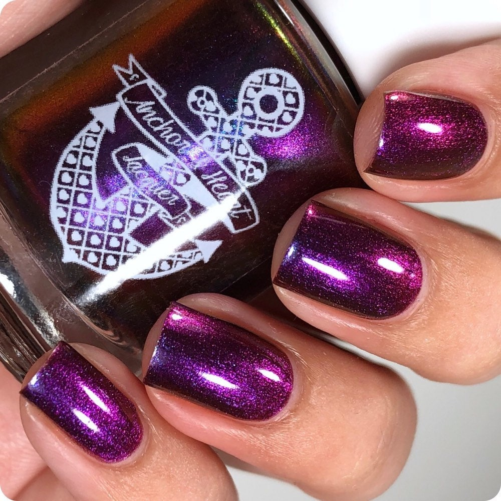 Anchor & Heart Lacquer by AnchorHeartLacquer on Etsy