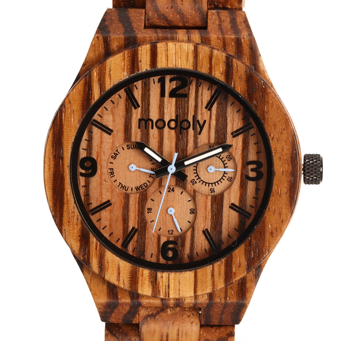 com sentai clothing vintage wrist wood watch watches amazon s handmade true men wooden dp quartz natural