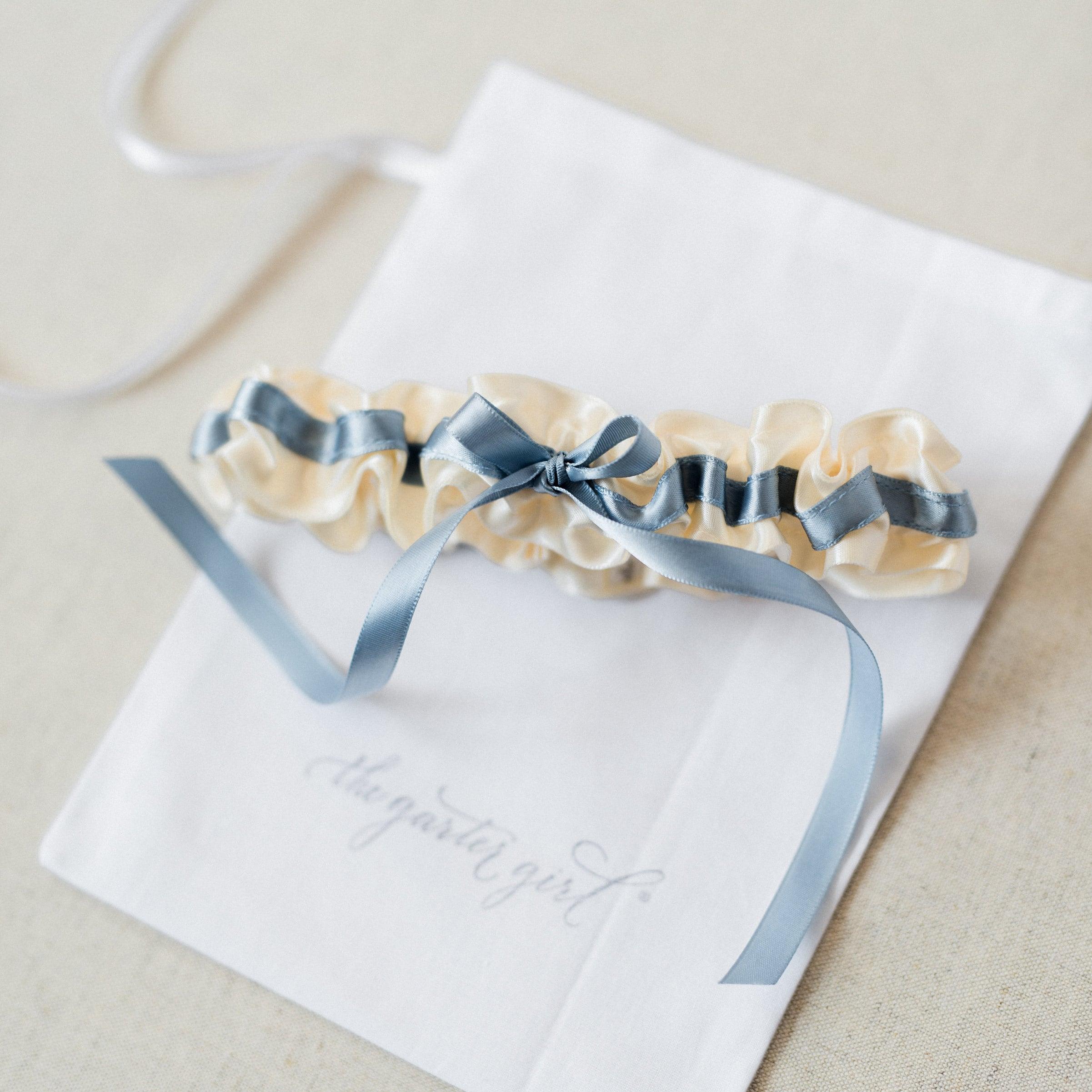 Wedding Garter Heirlooms For Stylish Brides by thegartergirl