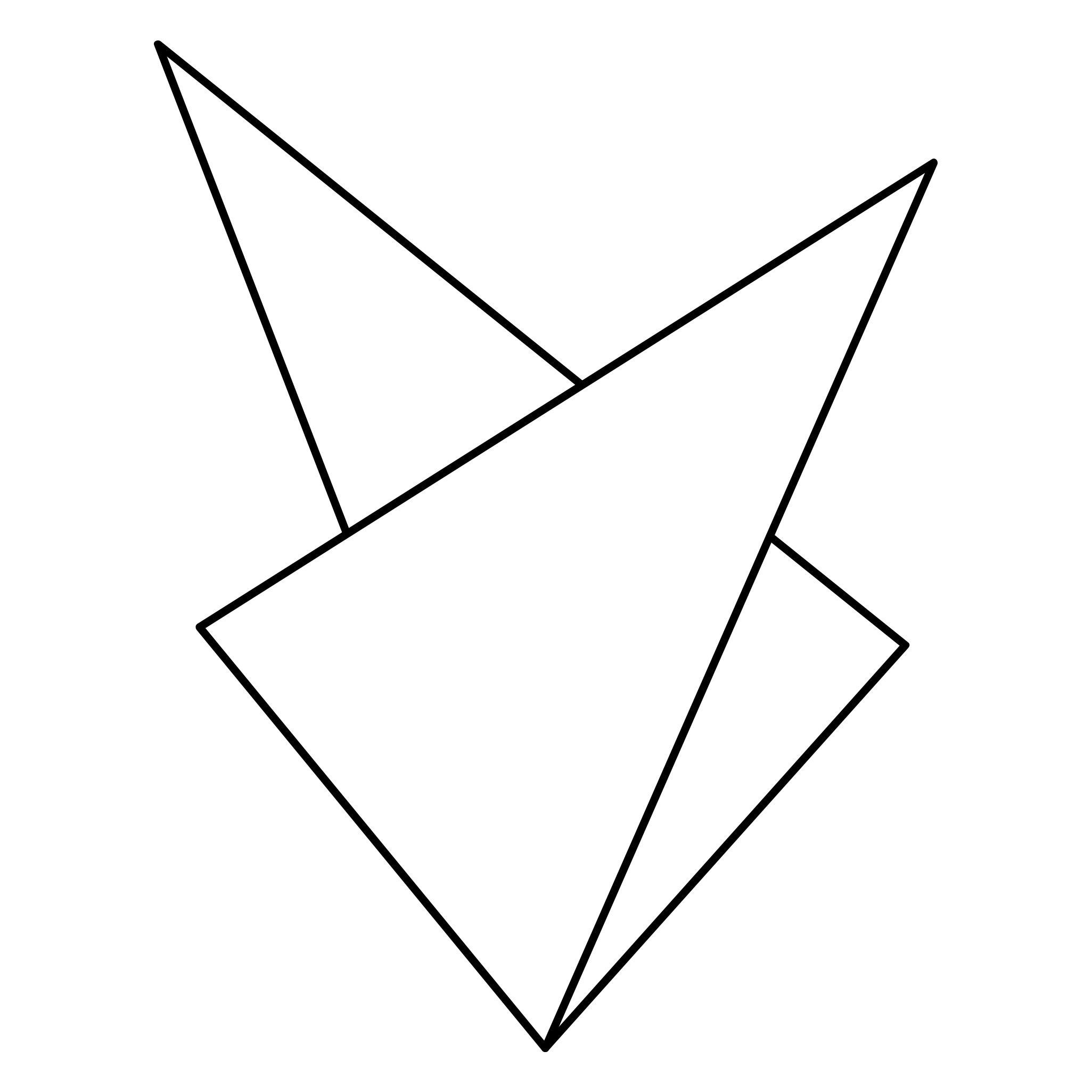 Hello i\'m Faltblatt and I love folding paper by Faltblatt on Etsy