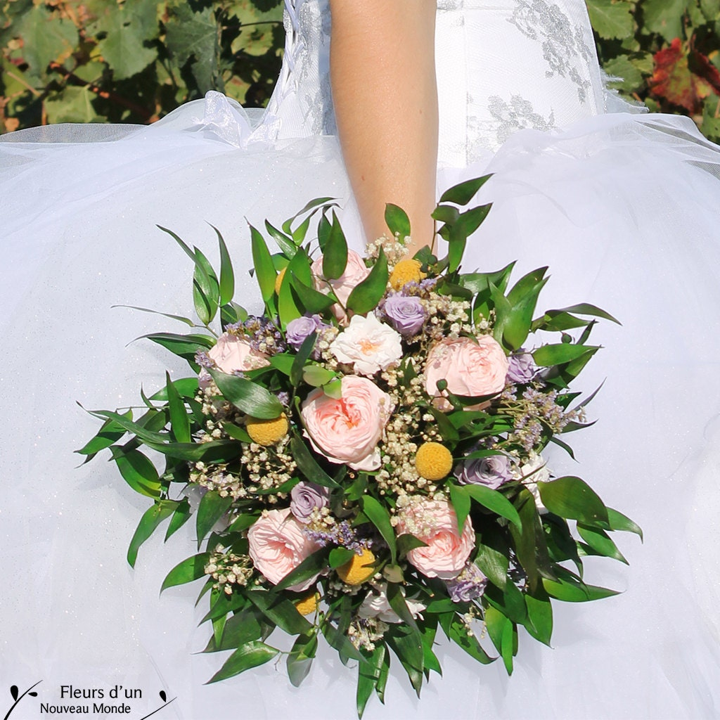 Lovely wedding bouquet preserved flowers keep your bride request a custom order and have something made just for you izmirmasajfo