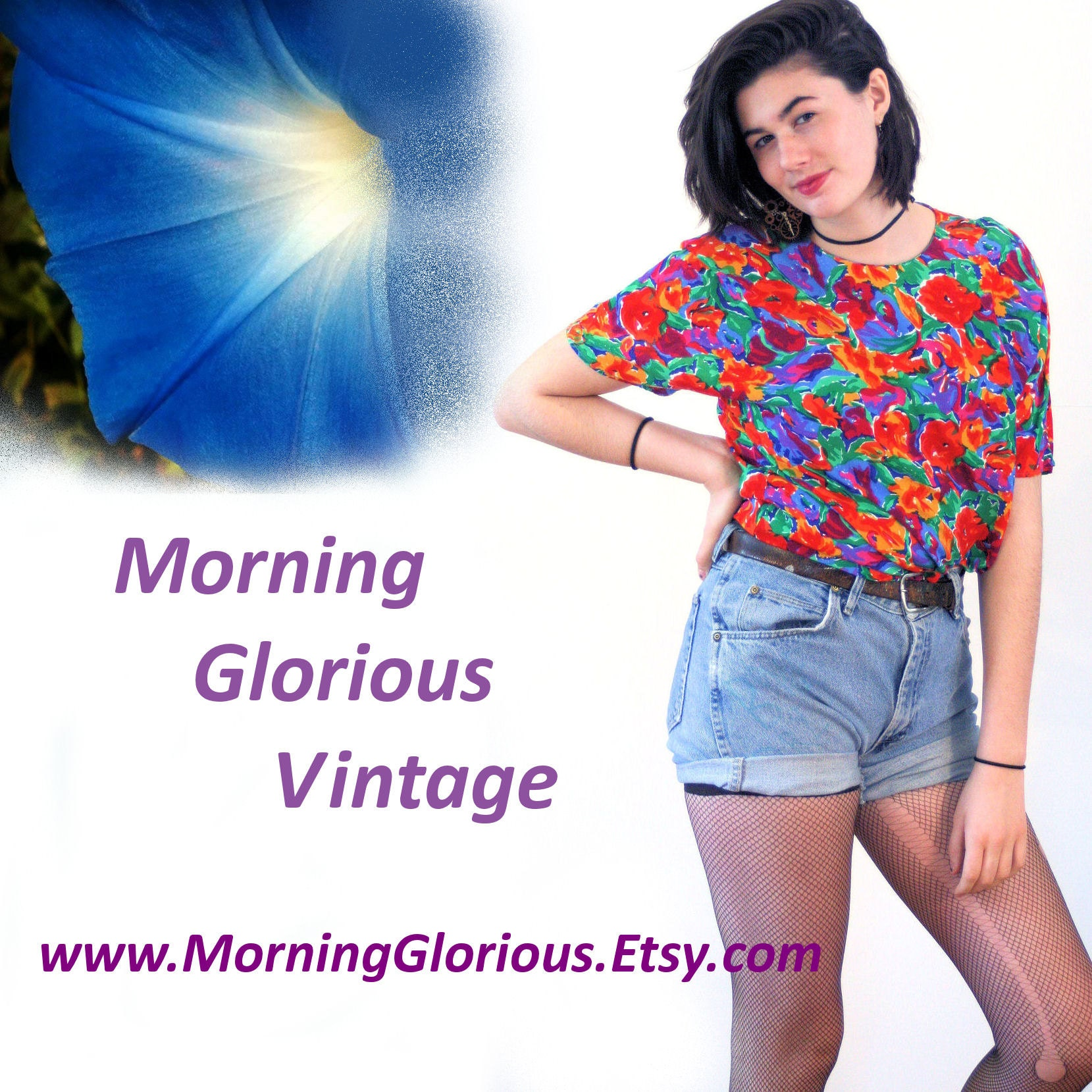 A glorious selection of vintage fashion von MorningGlorious auf Etsy