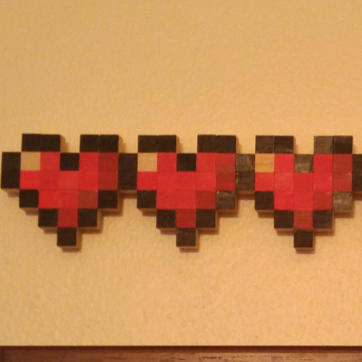 The Legend of Zelda 8 Bit Rupee Pixel Wall Art