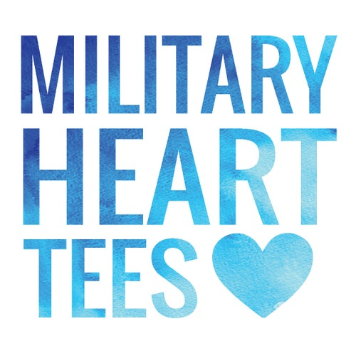 Very Custom hero support clothing and accessories by MilitaryHeartTees GN49