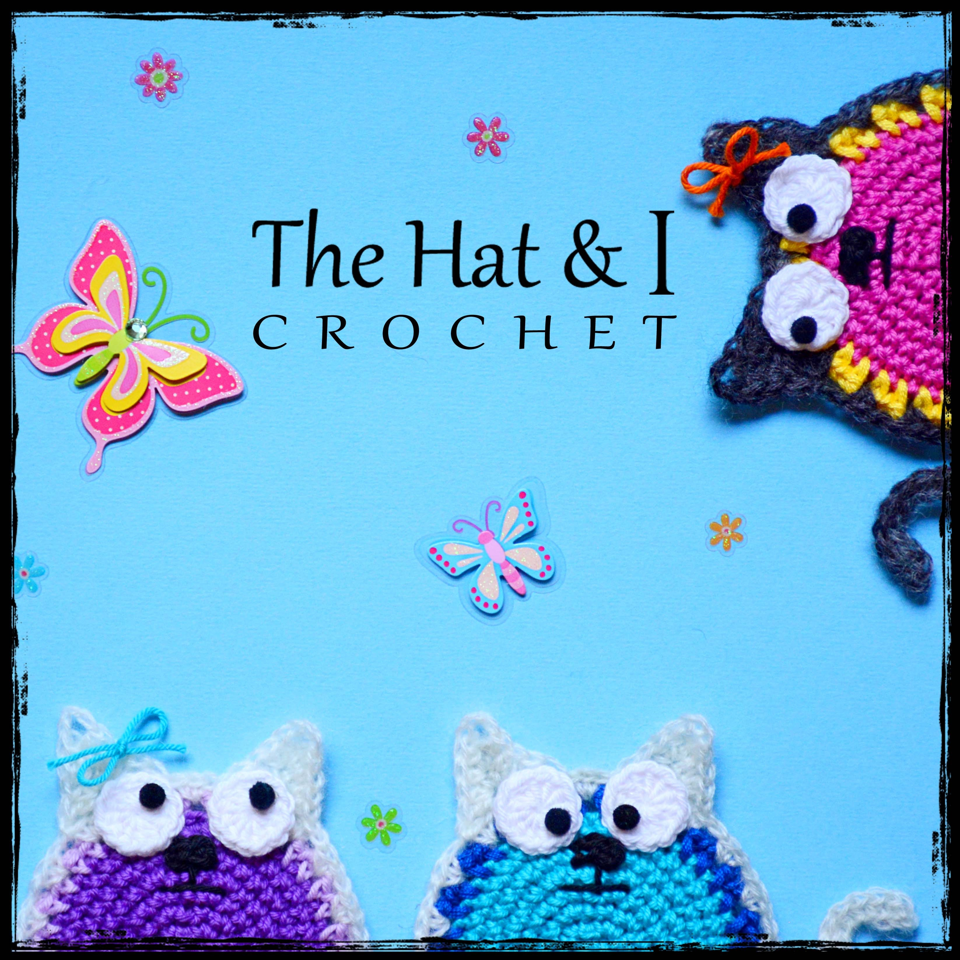 Crochet patterns for beautiful blankets hats & more von TheHatandI