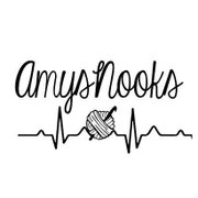 Hand knit and crocheted products. by AmysNooks on Etsy