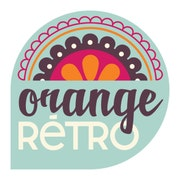 OrangeRetroVintage
