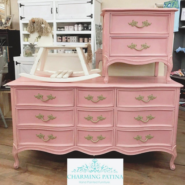 Charming Patina Hand Painted Furniture by CharmingPatina on Etsy