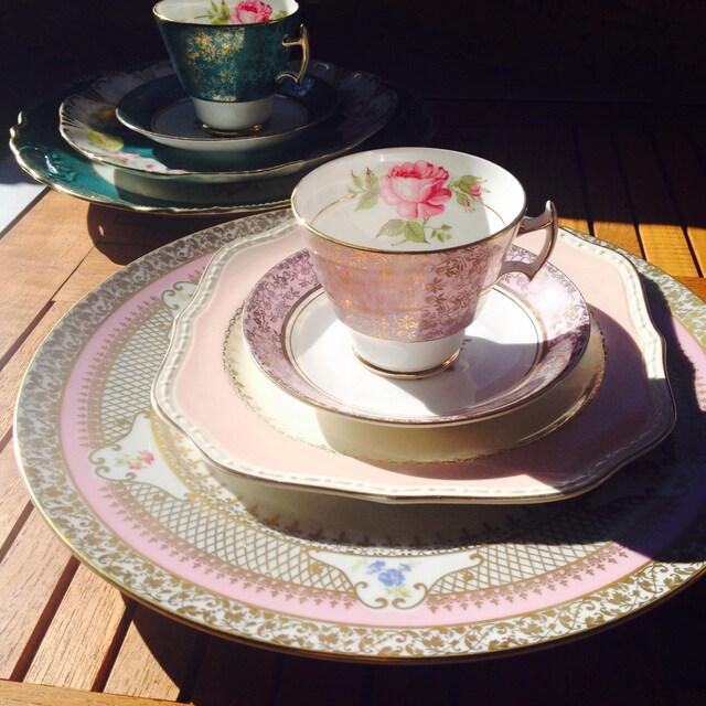 3 years & The original Unmistakable Tea u0026 Cupcake Stand by HighTeaForAlice