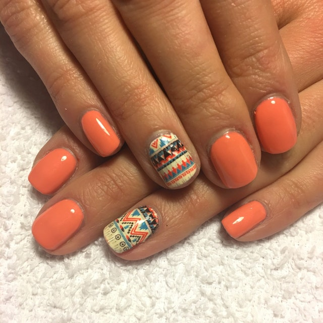 High Quality Nail Decals Super Easy and Fast to Apply by AMnails