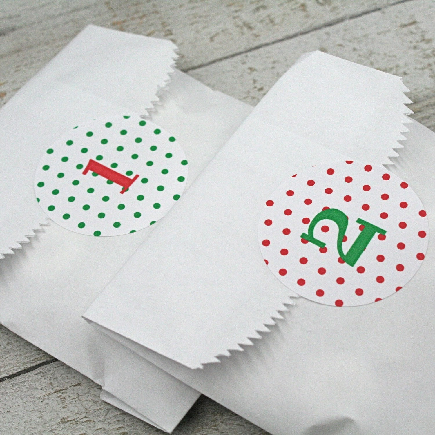 Kids Calendar With Activity Stickers : Advent calendar kit christmas countdown stickers and favor