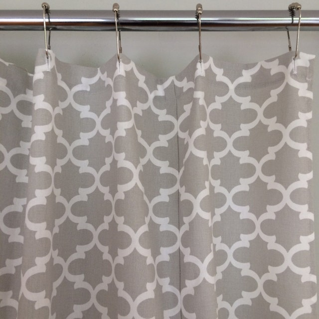 Updates 1 Year Our Fabric Shower Curtains