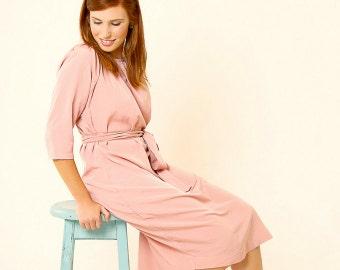 3\4 sleeve dress